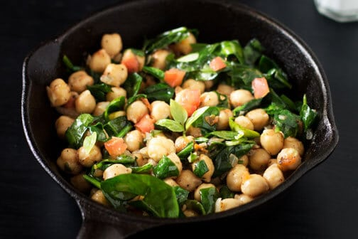 Bonefish Copycat Chickpeas Recipe | All that's Jas