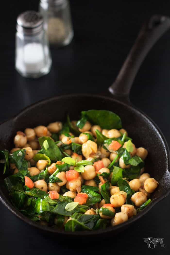 Bonefish Copycat Chickpeas Recipe