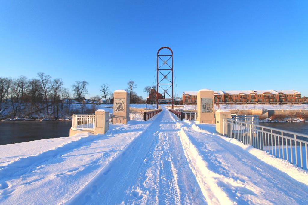 Mishawaka bridge