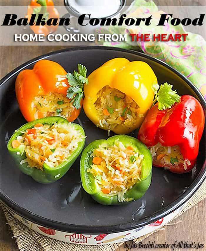 Balkan Comfort Food