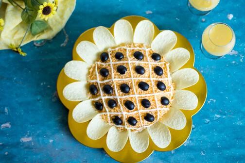 Sunflower Chicken Salad