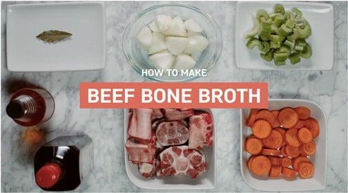 Healthy Beef Bone Broth