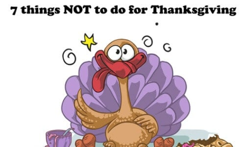 7-things-not-to-do-for-Thanksgiving | All that's Jas