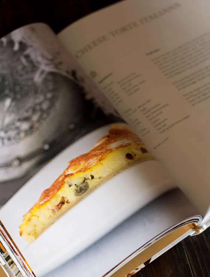 How to make Vatican's cheese quiche - Cheese Torte Italiana - All that's Jas