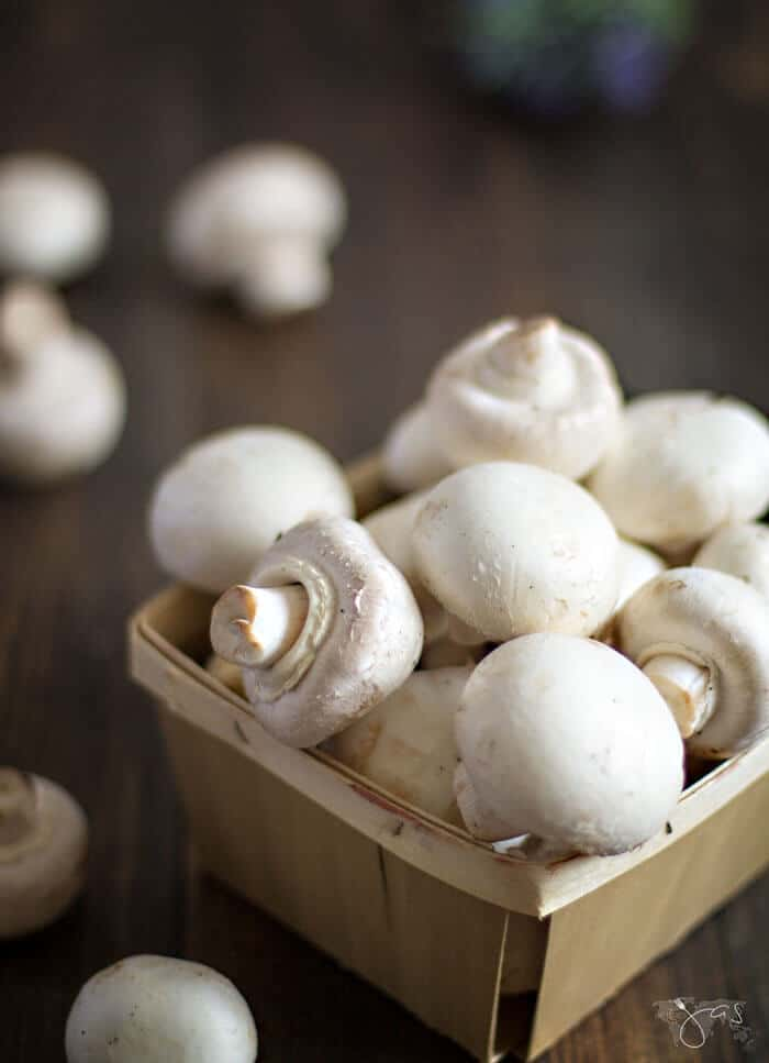 These fresh mushrooms are great for any type of dish.