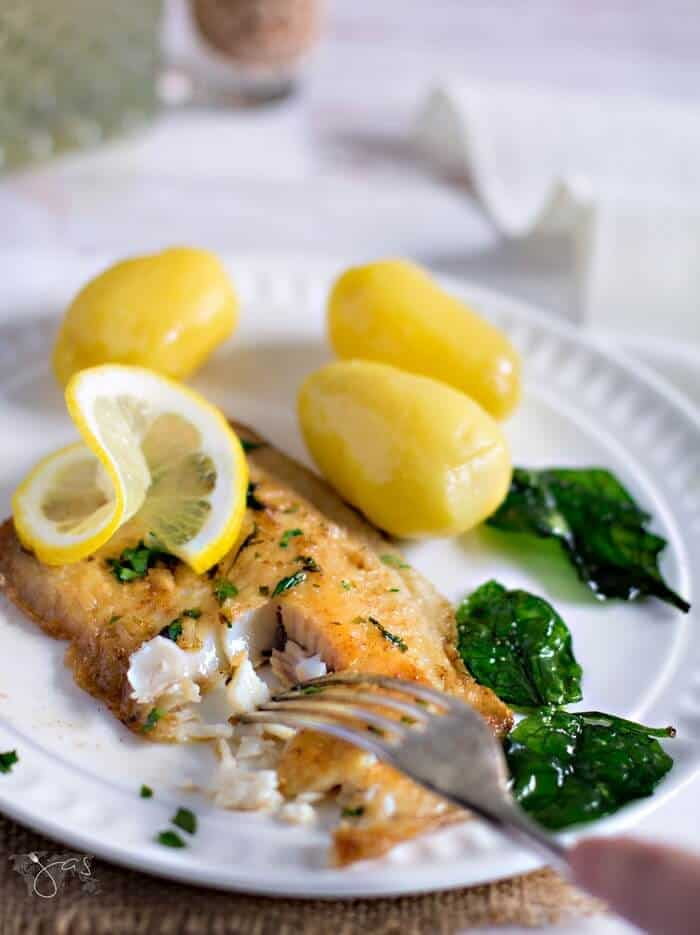 Simple and delicious whitefish recipe