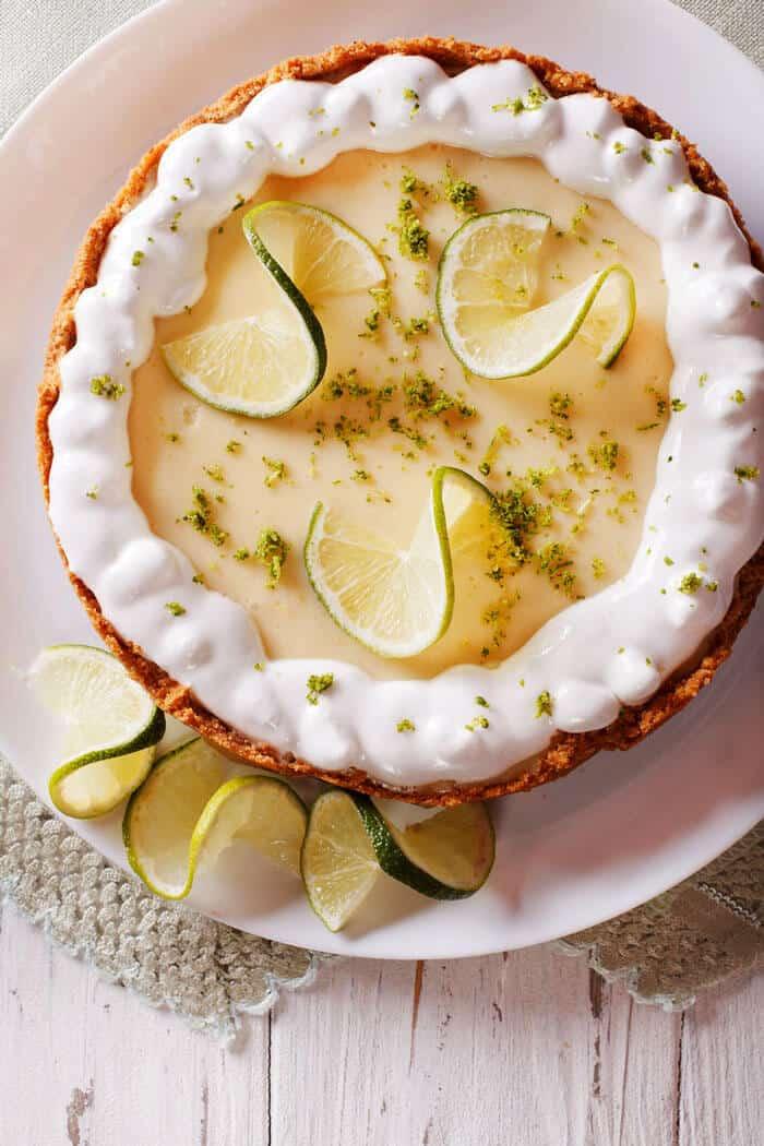 How to make key lime pie
