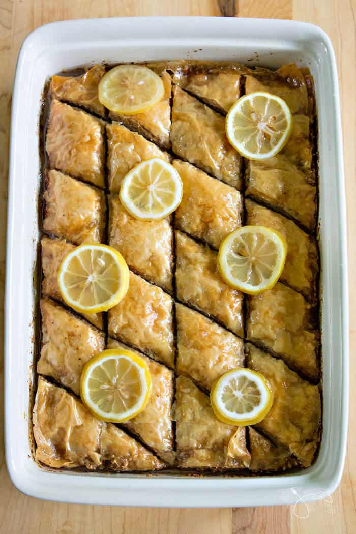 The best Baklava recipe, easy to make with step-by-step tutorial.