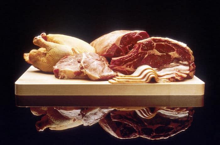 UN Diet - protein day