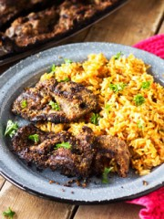 Nigerian beef suya kebabs - West African street food | All that's Jas