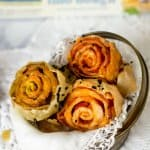 Fillo Factory phyllo pastry stuffed with ham or turkey and cheese