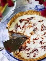 Brazilian Guava and Salted Caramel Pie | All that's Jas