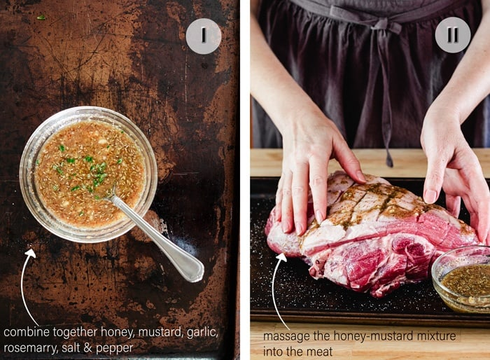 Easy steps to making the Estonian holiday pork roast