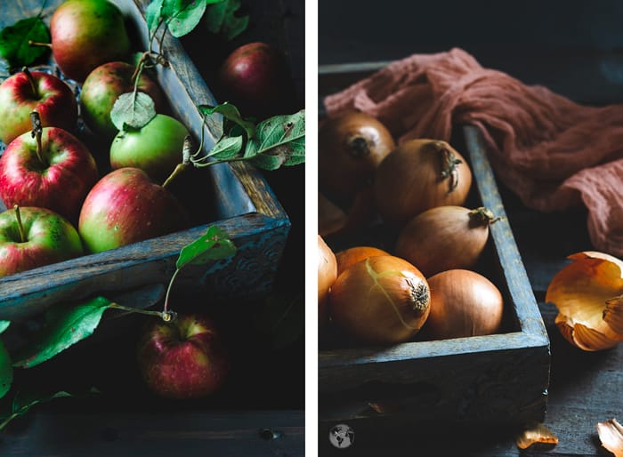 Food styling and photography services