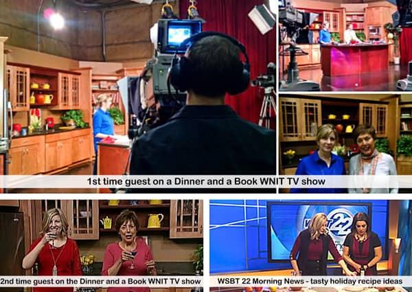 Jas' 3 TV appearances
